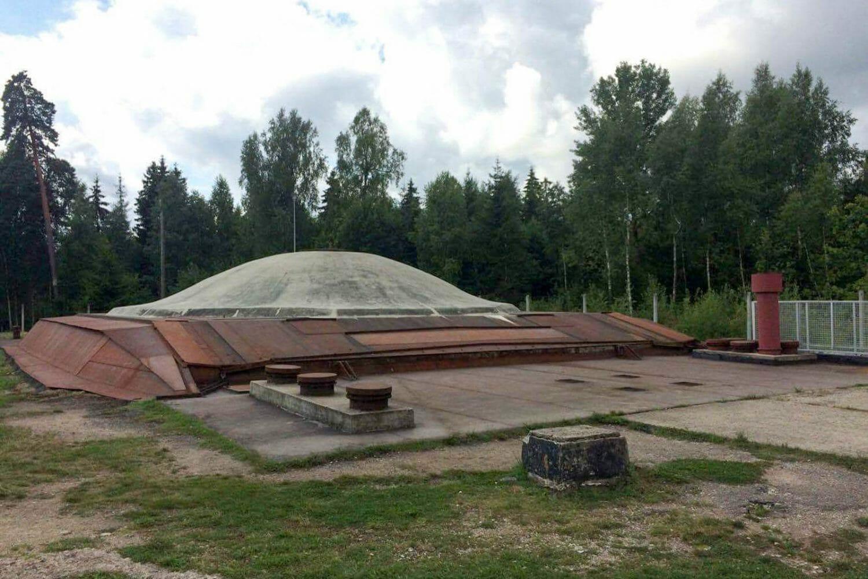 Plokštinė missile base