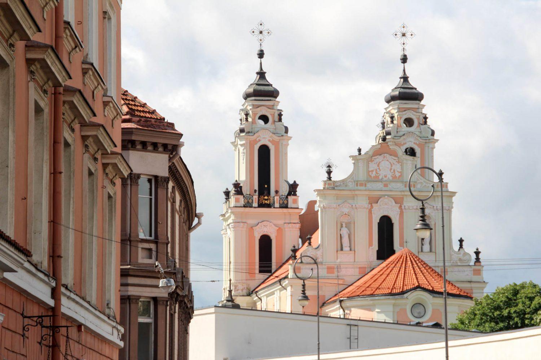 7 days tour vilnius lithuania and latvia