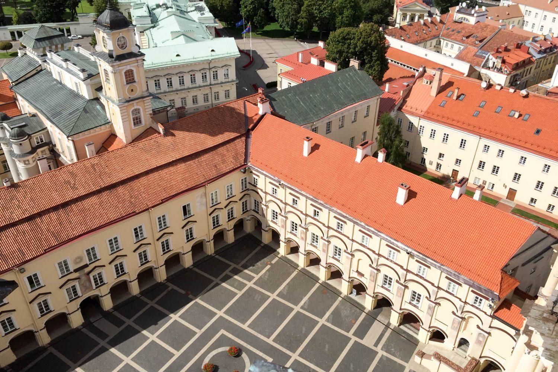 vilnius university lithuania 6 days tour in lithuania latvia