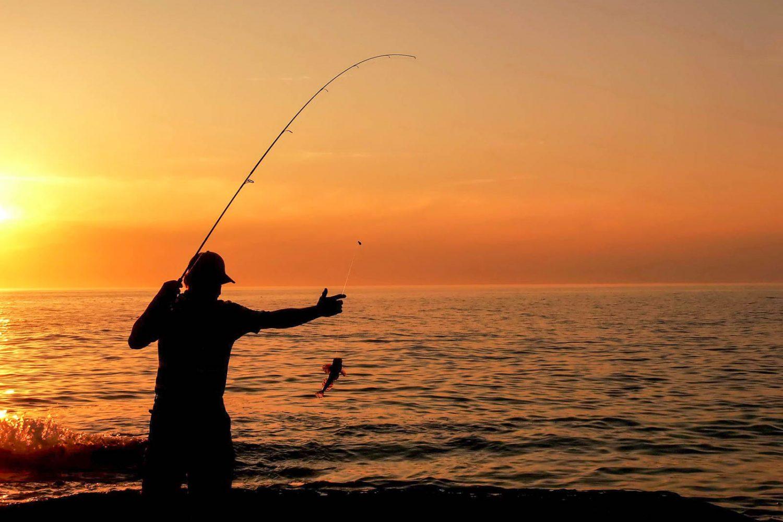 fishing lithuania