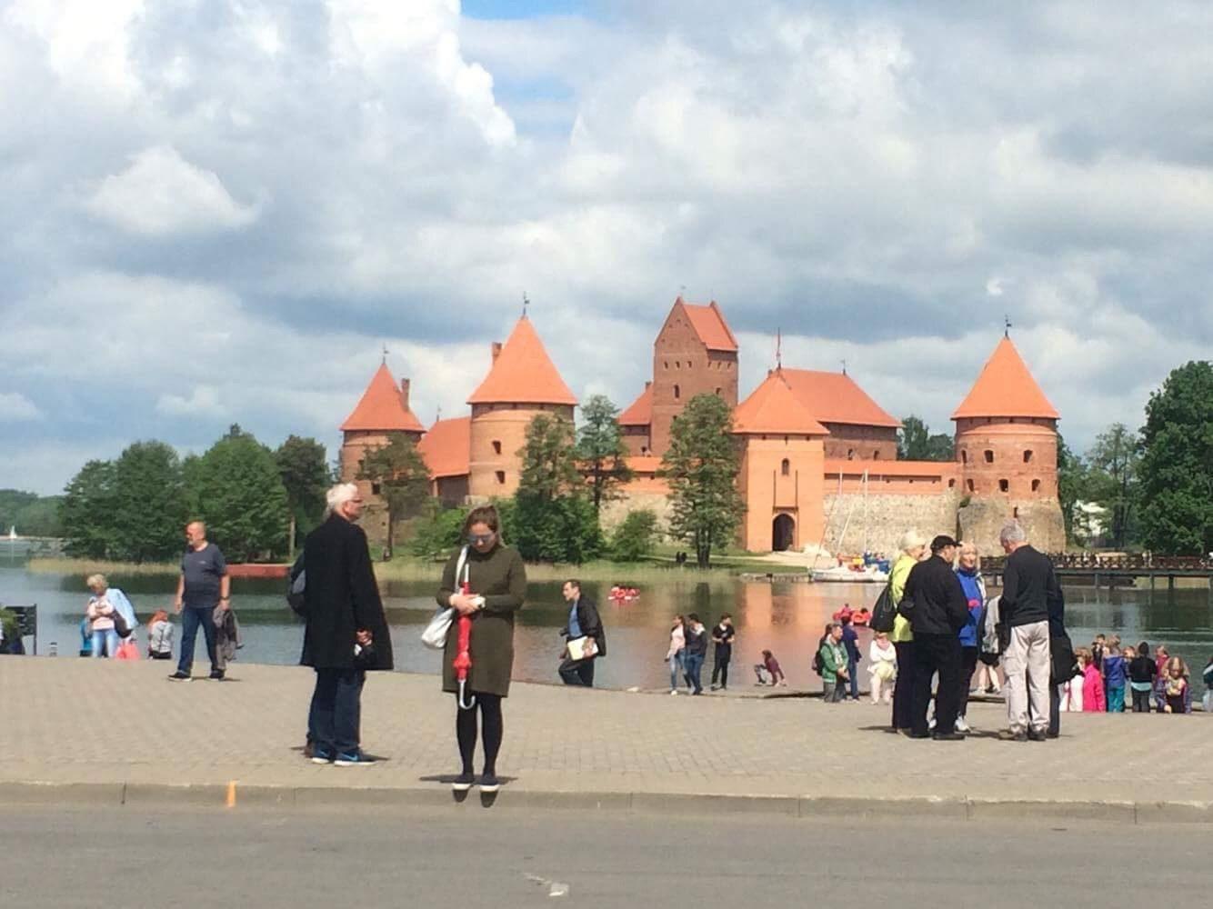 Trakai castle 6 days tour lithuania latvia 6 days tour break