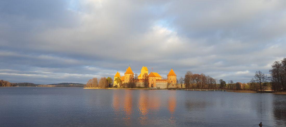 tour around Vilnius city and Trakai Castle