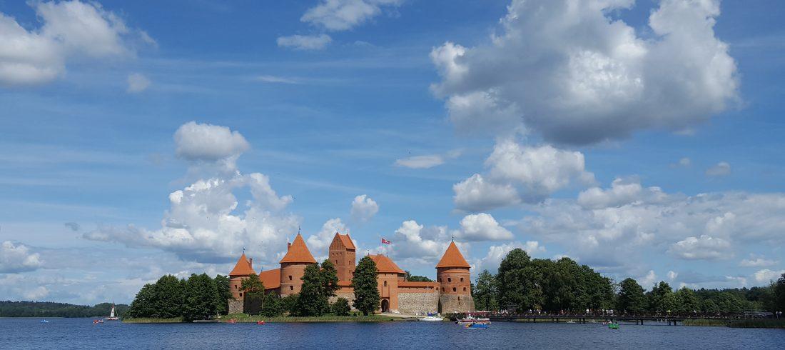 private trakai castle tour from vilnius